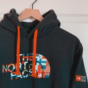 The North Face 2018 International hoodie